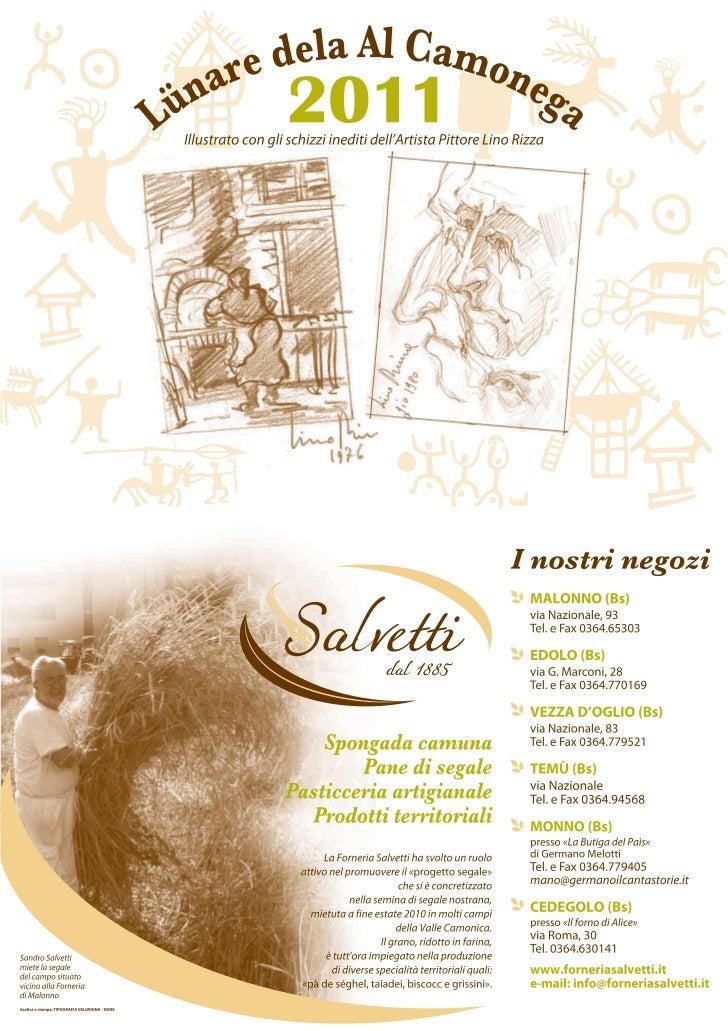 Calendario Salvetti