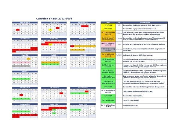 Calendari tr bat 12 14