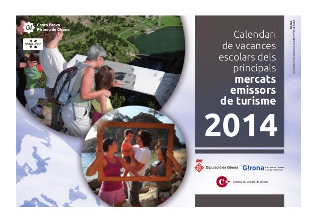 Calendari vacances escolars europeus 2014