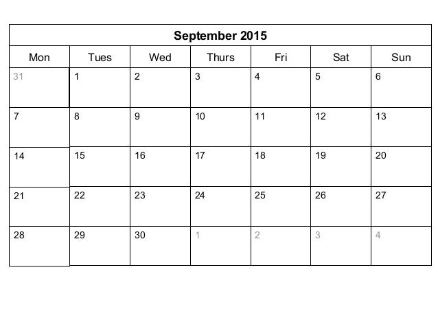 PITC Calendar | PITC
