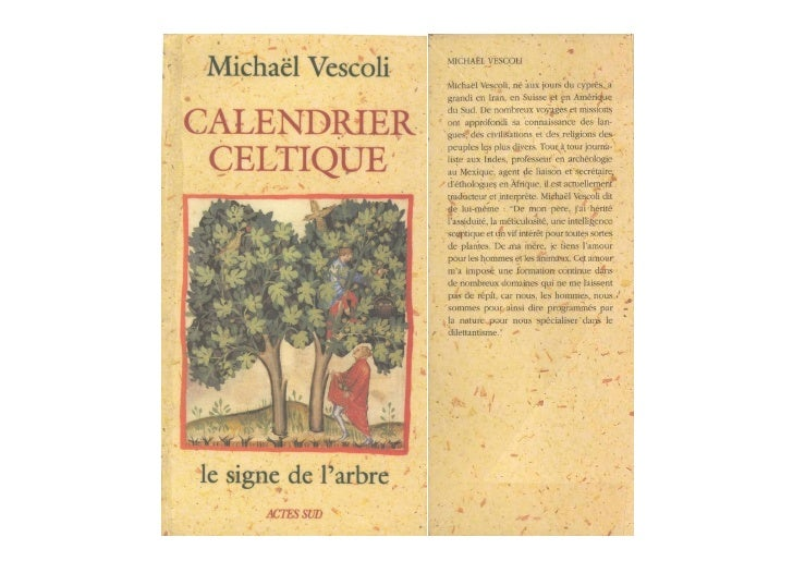 Michaël Vescoli Calendrier Celtique (Final)