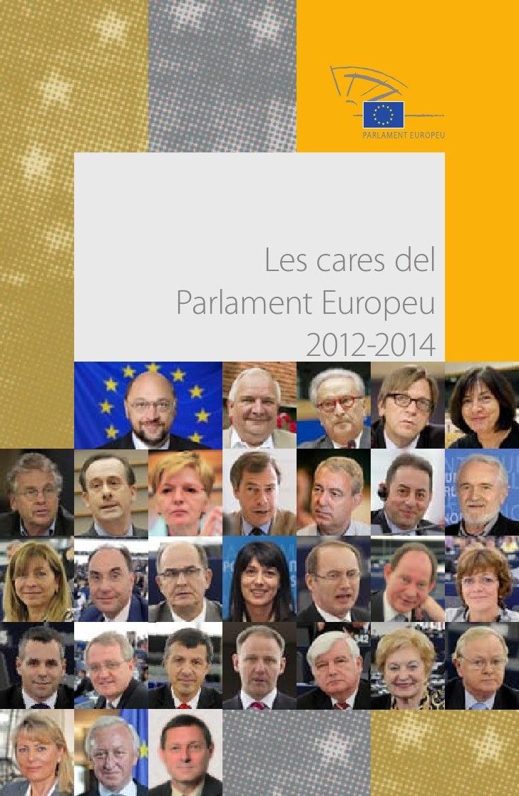 Les cares delParlament Europeu         2012-2014