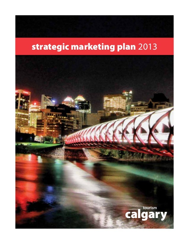 strategic marketing plan 2013