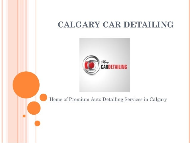 Car amp Truck Detailing  Edmonton  Infinity Auto Spa