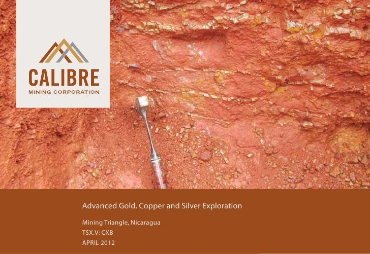 Calibre mining April 2012  CXB Final