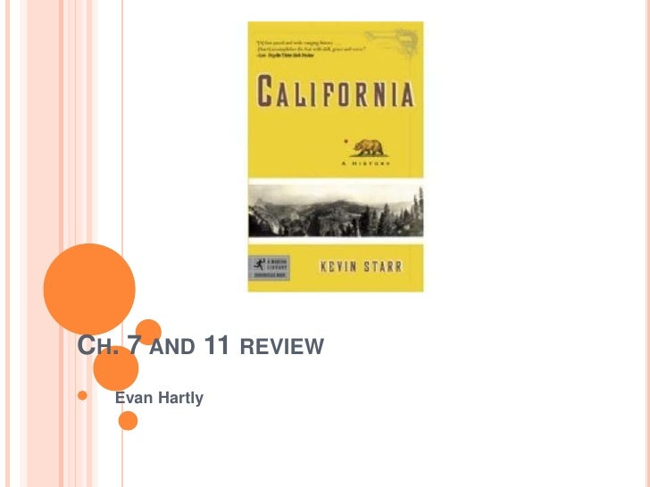 Ch. 7 and 11 review<br />Evan Hartly<br />