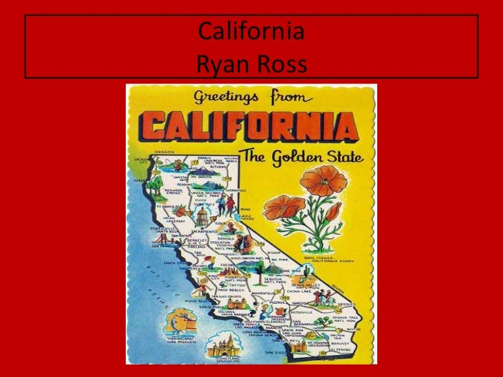 CaliforniaRyan Ross<br />