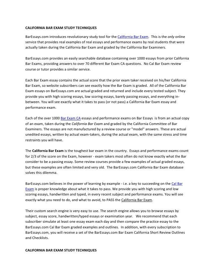 Ap american government practice essays