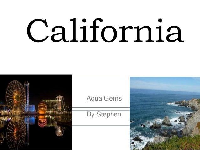 California Aqua
