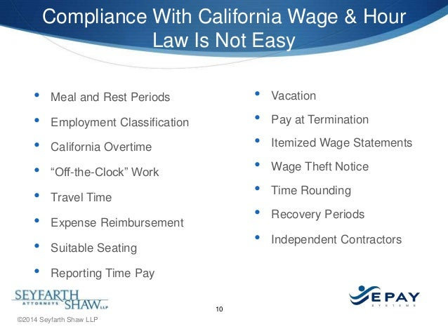 deductions from final paycheck flsa classification