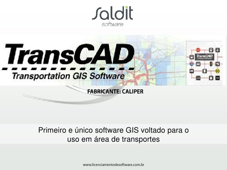 Caliper Trans CAD Saldit Software