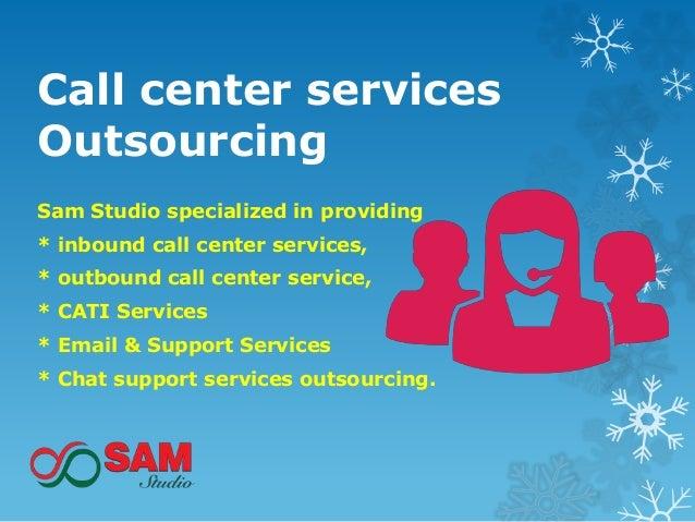 Outsourced Call Center Services : Call center services outsourcing outsource service provider