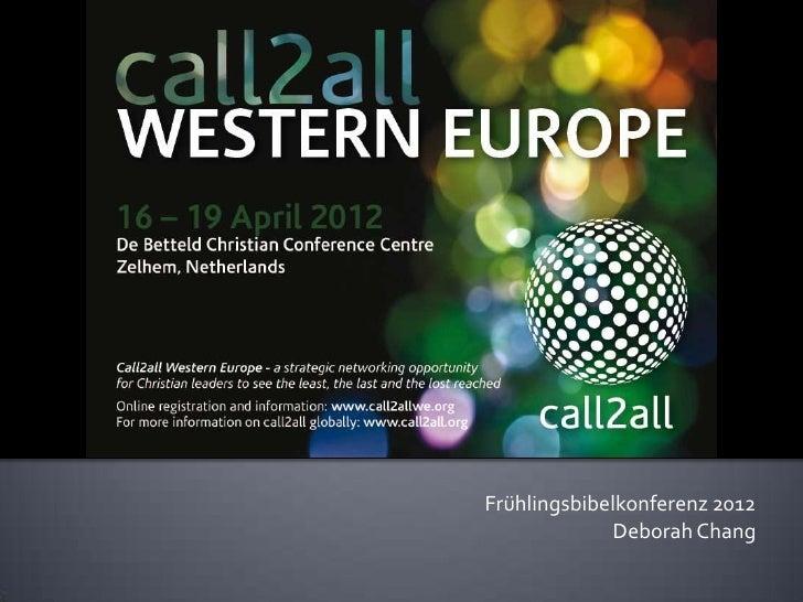 Call2All Bericht