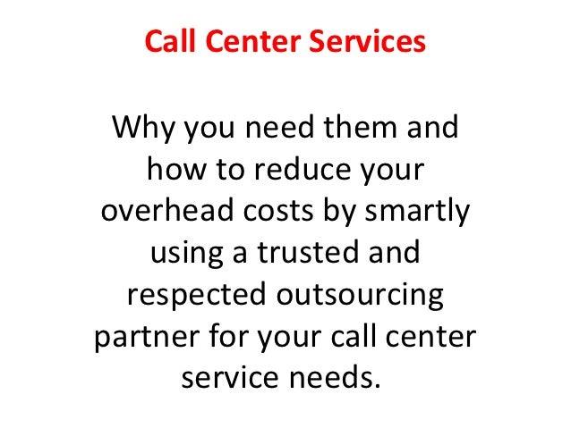 Call center services in USA