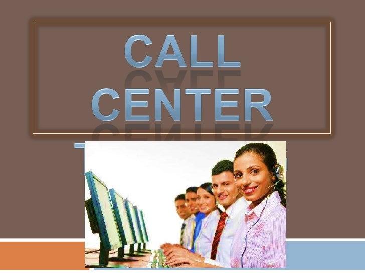 CALL CENTER TRAINING<br />