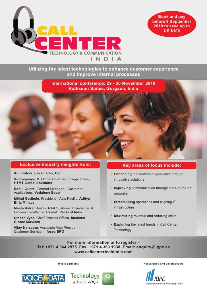 Call Center Technology and Communications India