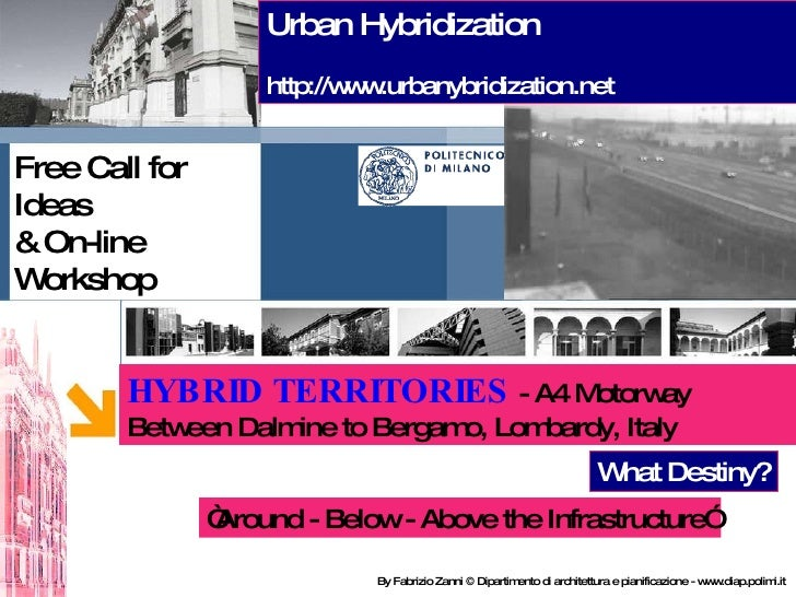Hybrid Territories/ Free Call For Ideas