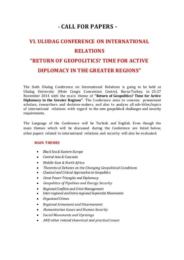Research Paper On International Relations - image 7
