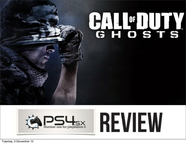 'Call Of Duty Ghosts' Space Fighting Super Soldiers Review | PS4.sx