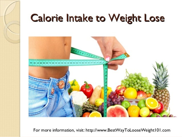 calorie calculator to lose weight fast