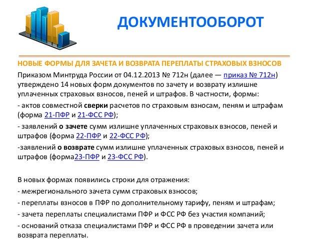 Форма 712н от 04.12.2013