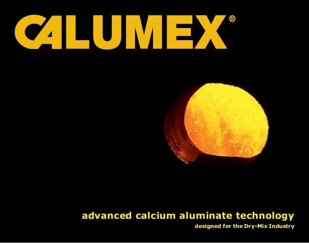Calumex brochure