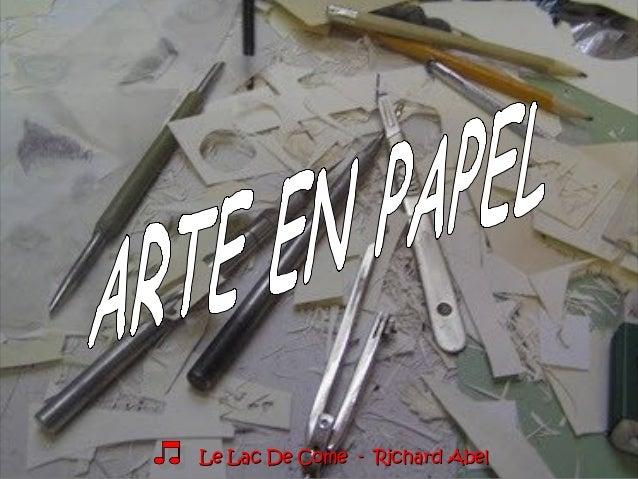 Le Lac De Come - Richard AbelLe Lac De Come - Richard Abel