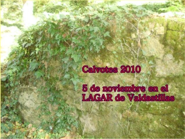 Calvotes 10