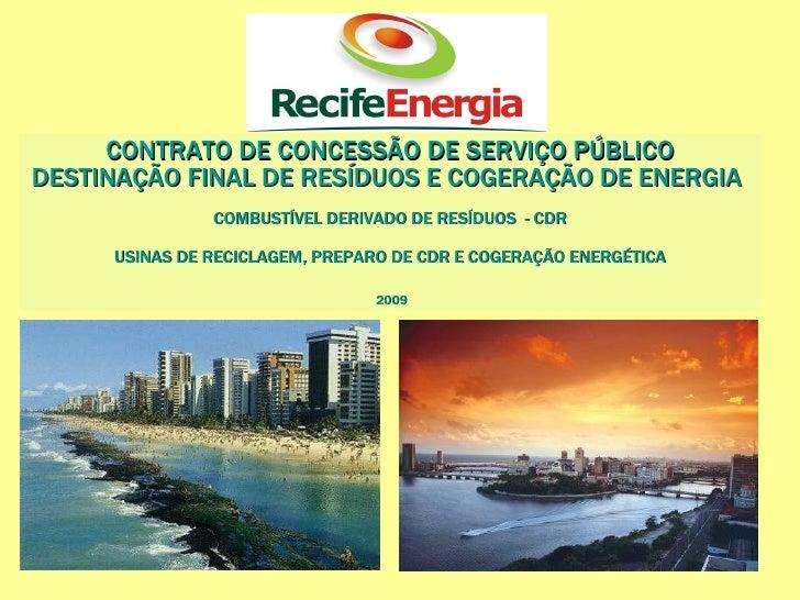 Recife Energia