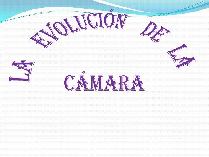 Camaras 2011