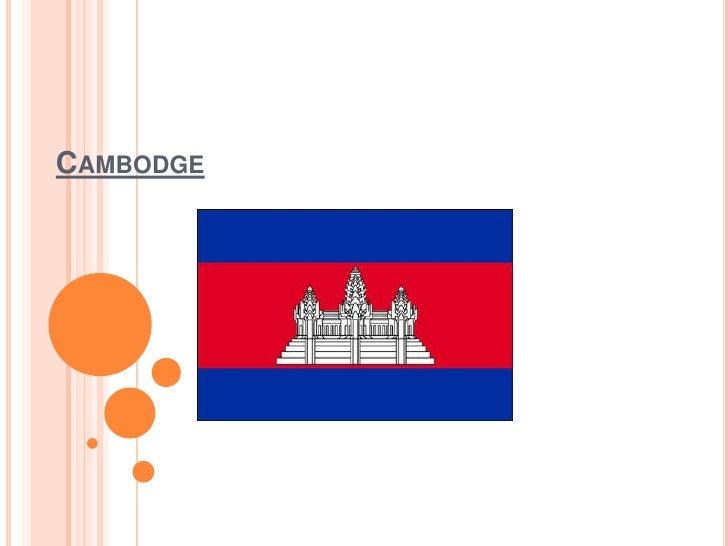 Cambodge<br />