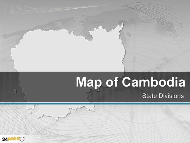 Cambodia National Capital LAOS THAILAND  CAMBODIA  PHNOM PENH Gulf of Thailand  VIETNAM