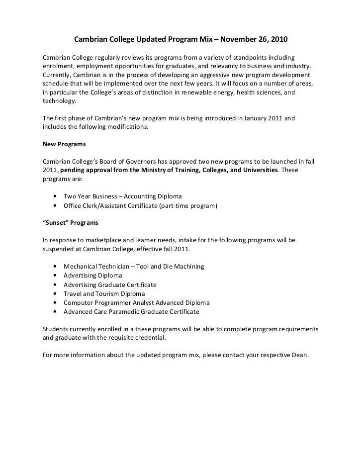 Futurelink Visa Consultant Pvt. Ltd  - Study Canada - Cambrian college program