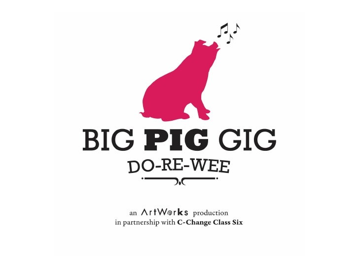 Big Pig Gig Squeals Again…• 100 adopted Pigs will be on view downtown  and Over-the-Rhine• From Memorial Day through Oktob...