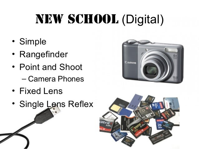 Camera parts-and-function