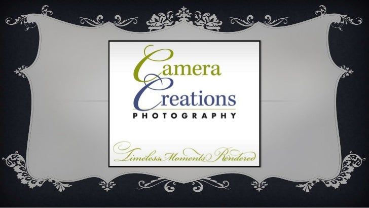 Camera Creations Wedding and Portrait Photography Los Angeles Presentation