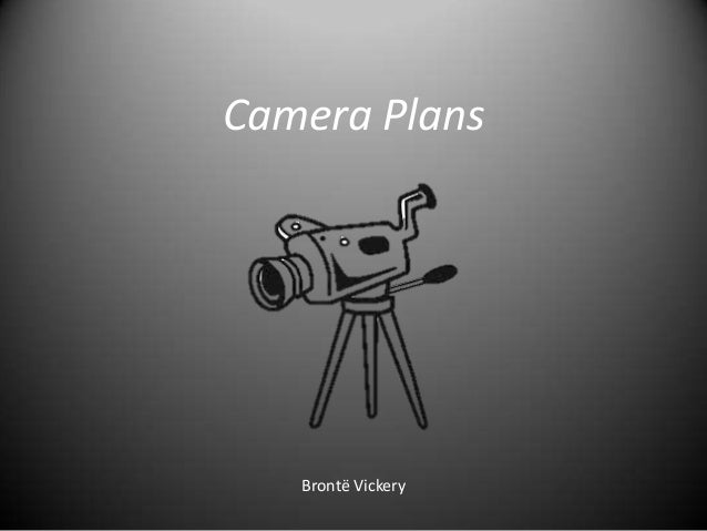 Camera plans
