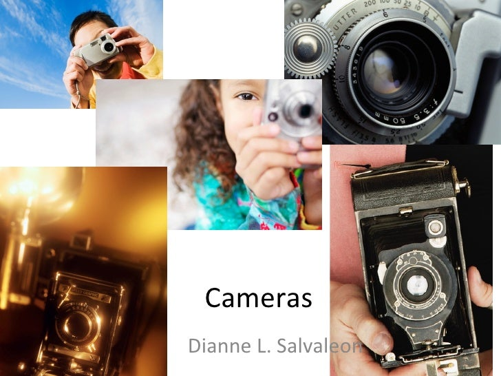 Cameras 3rd Pt