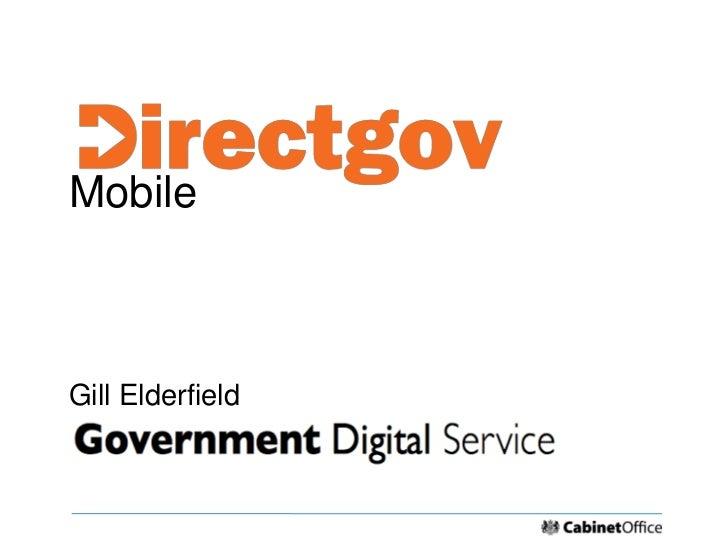 MobileGill Elderfield