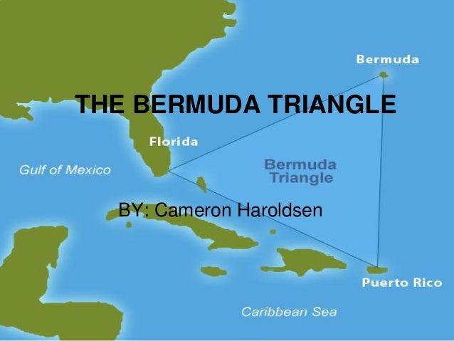 Cameron  - the bermuda triangle mysteries