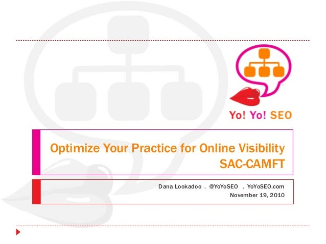 Optimizing Your Practice for Online Visibility