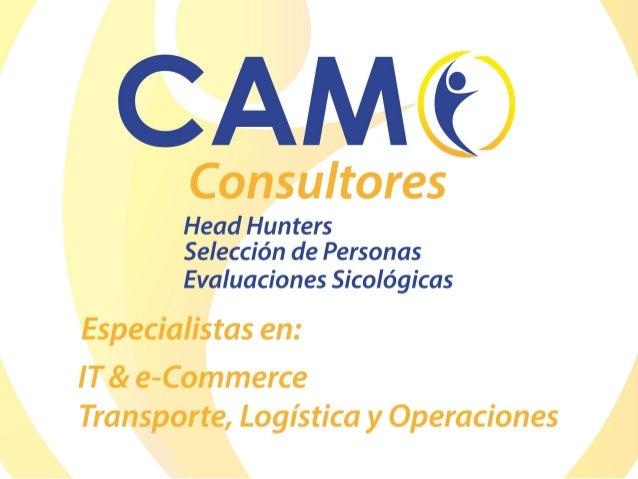 Nuestra MISIÓN es proporcionar Soluciones Totales en Búsqueda, Selección y Evaluación de Personas, de manera de satisfacer...