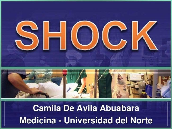 Camila De Avila AbuabaraMedicina - Universidad del Norte