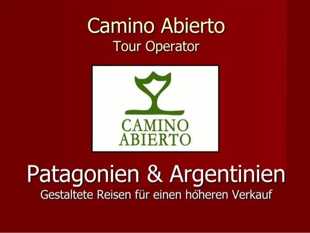 Camino Abierto (deu) v2.0