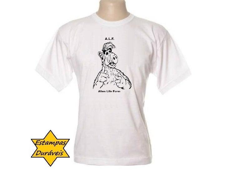 Camiseta alf, frases camiseta