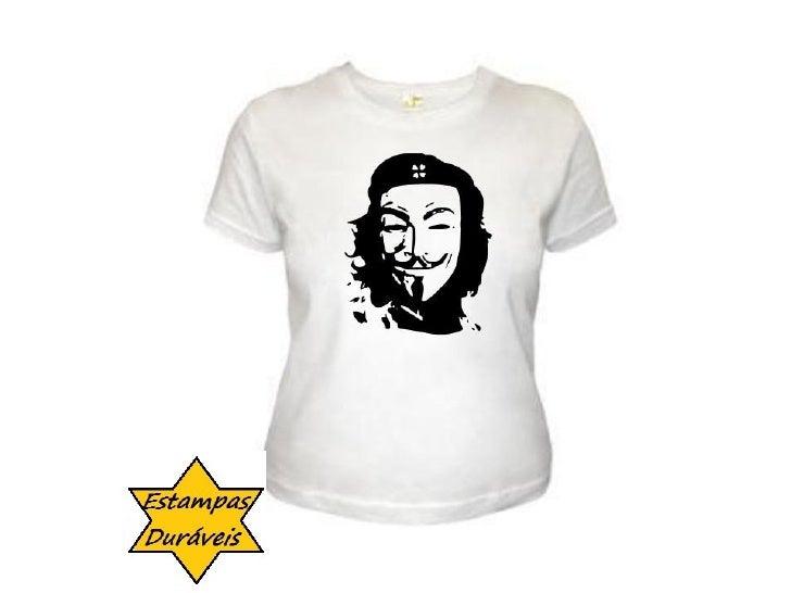 Camiseta che,  frases camiseta