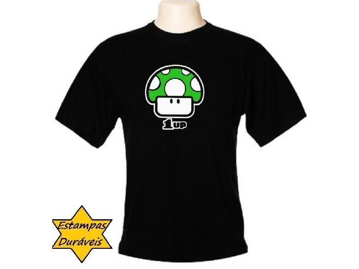 Camiseta cobra, camiseta cogumelo verde, r$ 29,90