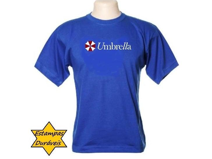 Camiseta umbrella,    frases camiseta