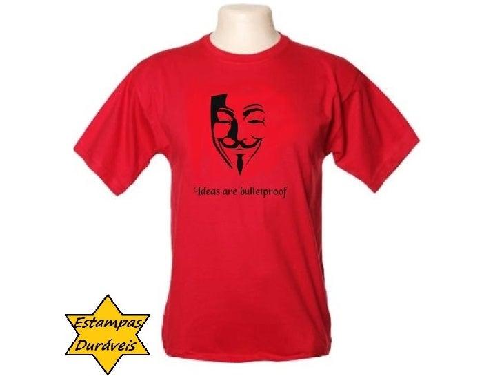 Camiseta V,frases camiseta