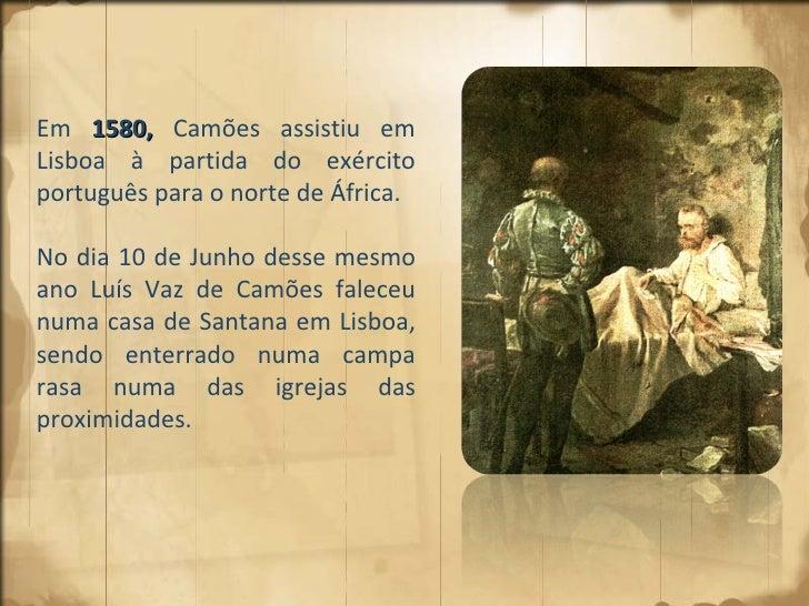 Luis de Camoes vida e obra pdf
